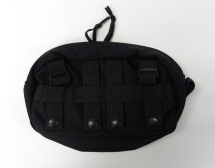 Df Lcs Utility Pouch 9x3x5 Black