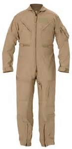 Desert Tan Flight Suit
