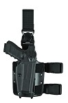 Safariland 6005 SLS Tactical Holster with Quick Release Leg Strap