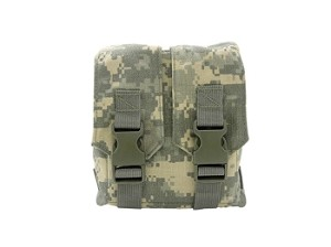 M-249 200rd Ammo Pouch, ACU