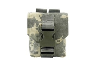 Single Frag Grenade Pouch, ACU
