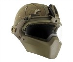 Revision Batlskin ACH Modular Head Protection System