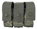 DF-LCS V2 TRIPLE 40MM ROUND POUCH