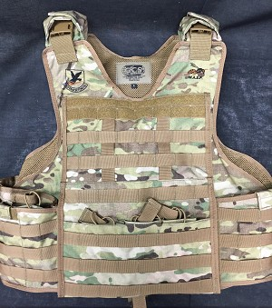 WASP Plate Carrier