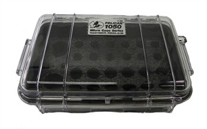 Pelican Battery and Bulb Storage Case