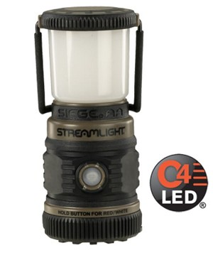 The Siege AA Ultra Compact Alkaline LED Hand Lantern
