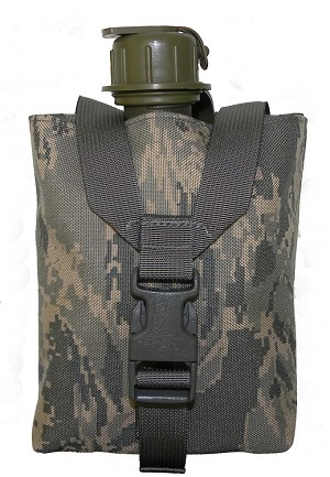DF-LCS V2 1-Quart Canteen Pouch