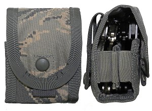 DF-LCS V2 DUAL HAND CUFF POUCH