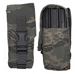 DF-LCS V2 SINGLE PKT M4 TRIPLE MAGAZINE POUCH