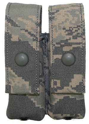 DF-LCS V2 DUAL PKT M9 SNGLE MAGAZINE POUCH
